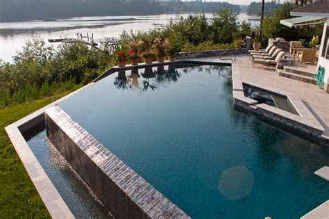 gunite pools vinyl liner pools inground swimming pools