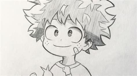 125+ Bocetos De Anime