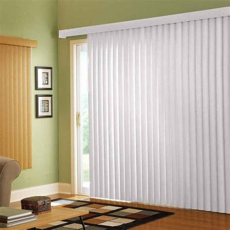 Blinds And Window Coverings by Window Treatments For Sliding Glass Doors Drapes