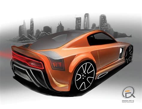 Dodge Demon Hellhound Concept Cars Diseno Art Intended For
