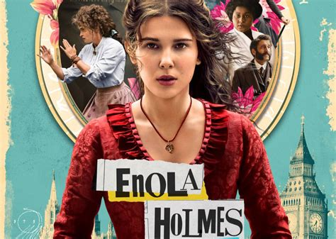 Enola Holmes Trailer with Brown, Claflin and Cavill ...