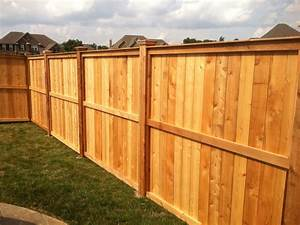 Decorative Wooden Privacy Fence Fence Pinterest