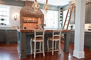 40 elements to utilize when creating a farmhouse kitchen for What kind of paint to use on kitchen cabinets for wall art fireplace