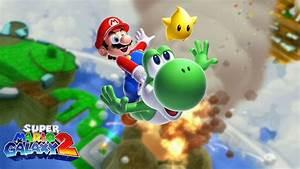 Super Mario Galaxy 2 Wallpapers HD - Wallpaper Cave