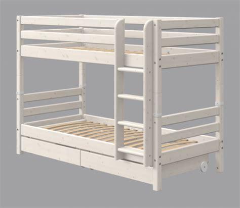 flexa classic etagenbett flexa classic etagenbett mit senkrechter leiter und 2
