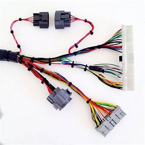 S13 Ka24de Wiring Harness Diagram