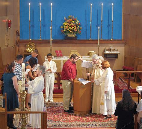 Baptism & Confirmation St Anne's Episcopal Church