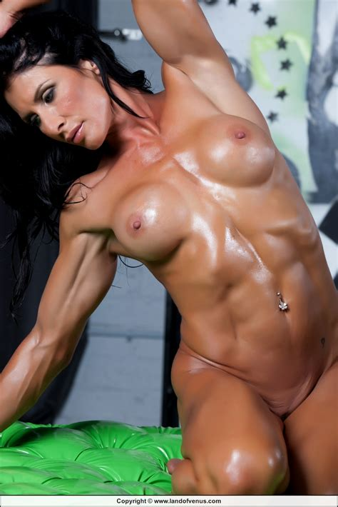 Nudes Of Npc Figure Competitor Fern Assard