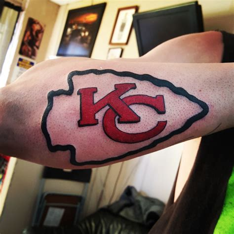 latest kansas city chiefs tattoos find kansas city