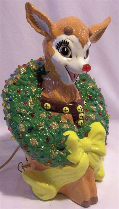 Show me the light lloyd, debby lytton rudolph the red nosed reindeer good times. Vintage Musical Ceramic Rudolph The Red Nosed Reindeer ...