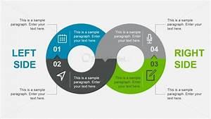 Awesome Business Infinite Loop Diagram Design