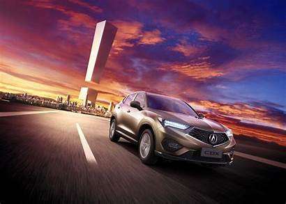 Cdx Acura Chinese Brand Beijing Launched Built