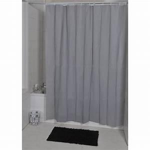 Rideau De Douche Original : rideau de douche gris achat vente rideau de douche ~ Melissatoandfro.com Idées de Décoration