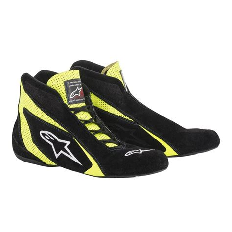 alpinestars sp auto racing shoes