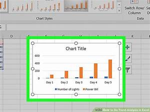 How To Do Trend Analysis In Excel  15 Steps  With Pictures