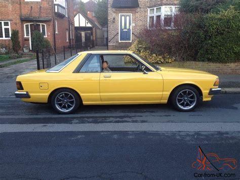 Datsun Bluebird For Sale by Datsun Bluebird Sss Coupe 1770cc 1981