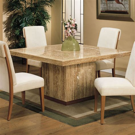 small marble dining table square dining tables marble elegant square dining tables
