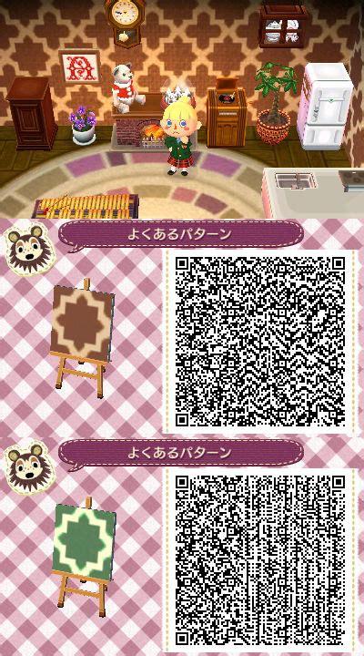 Animal Crossing New Leaf Qr Codes Wallpaper - common pattern qr codes for animal crossing new