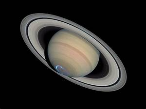 The Pole of Saturn is Changing Its Color • States Chronicle
