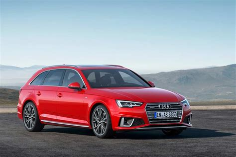 Audi A4 Avant by 2019 Audi A4 Sedan 2019 Audi A4 Avant Revealed Autobics
