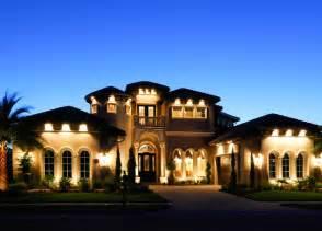 Luxury Mediterranean Home Exterior
