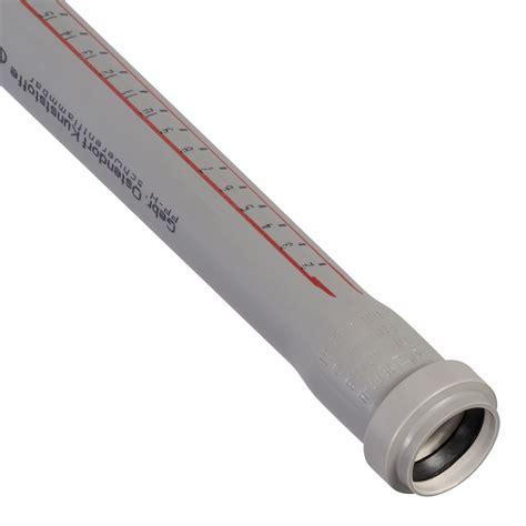 ht rohr 200 ht rohr dn40 x 2000 mm abflussrohr abwasserrohr grau