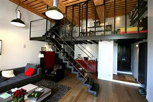 Amazing-Home-Decorating-with-Mezzanine Design - House
