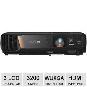 epson ex9200 pro wireless wuxga 3lcd portable projector