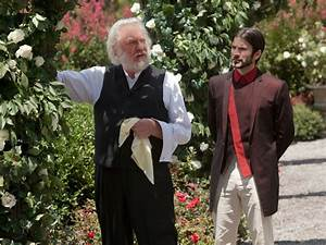 Donald Sutherland39s Three Page 39Hunger Games39 Email To