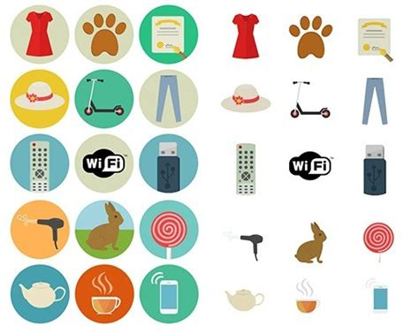 30 Free Icon Sets For Web Designers Worth Checking Out