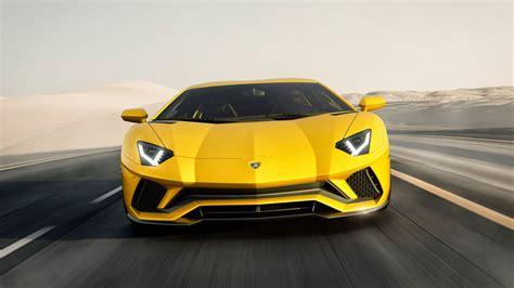 Car Wallpapers Lamborghini Aventador by 2017 Lamborghini Aventador S 4 Wallpaper Hd Car