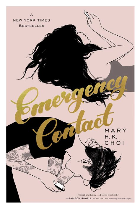 emergency contact book  mary   choi official