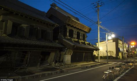 japan nuclear disaster pictures show tsunami ravaged