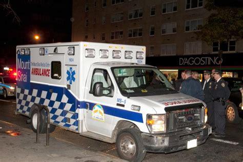 Steals Ambulance For Kicks, Cops Say