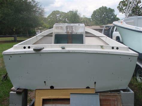 Boat Crash Montauk by Wtb Small Center Console Project Boat Hull Mako 171