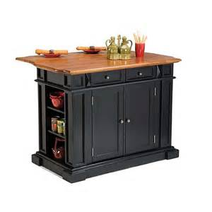 home styles kitchen islands kitchen island black hsn