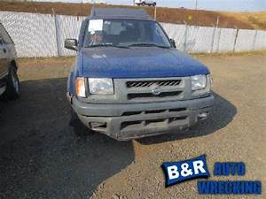 Nissan Xterra 2001 Fuse Box  22433245   646 Da1801