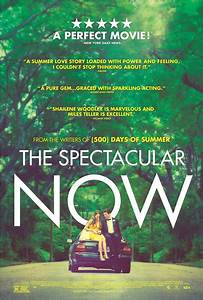 Aylmer to Zazzoo and Beyond: The Spectacular Now - Review