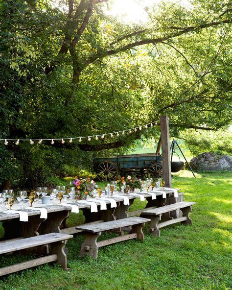 rustic wedding venues  book   big day martha stewart weddings