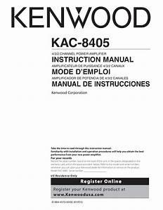 Kac 8405 Wiring Diagram
