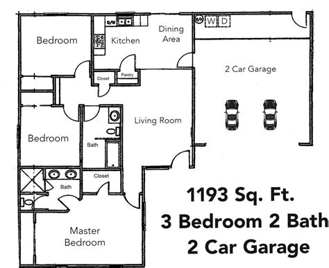 2 bedroom cers for 3 bedroom apartments tyner ranch apartments
