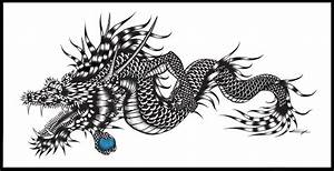 Black And White Images Of Dragons 31 Cool Hd Wallpaper ...
