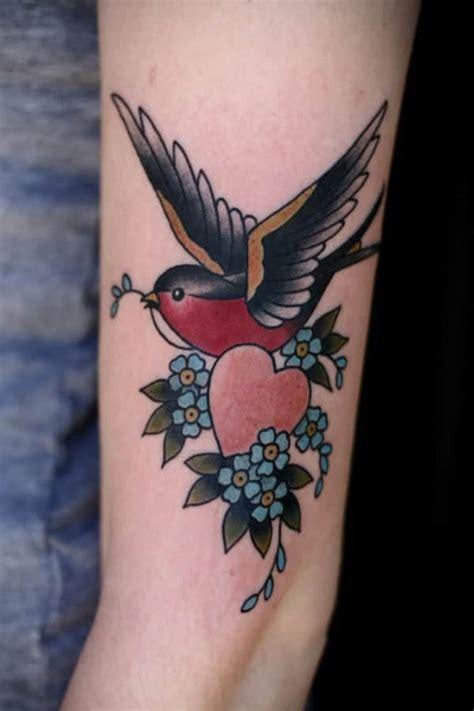 cute swallow tattoo designs      tattoo