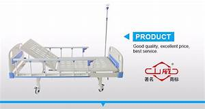 Ce C Ertification 3 Crank Manual Hospital Bed