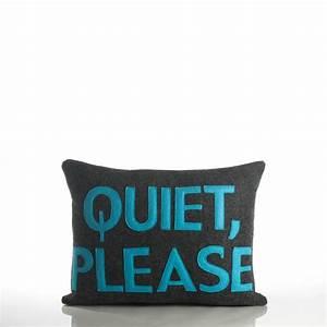 """Quiet, Please 10"""" x 14""""  Quiet"""