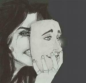 25+ best ideas about Sad girl drawing on Pinterest | Sad ...