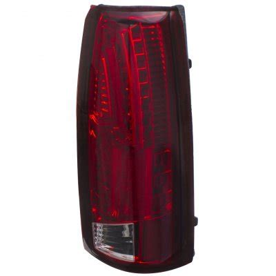 1996 chevy silverado tail lights 1996 chevy silverado led tail lights red clear