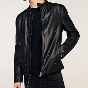 jual jaket kulit zara man authentic  harley davidson