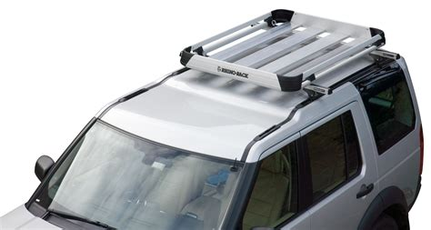 roof rack accessories alloy tray at1510 rhino rack