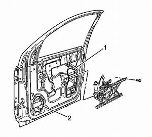 Diagrams To Remove 2005 Saturn Vue Driver Door Panel
